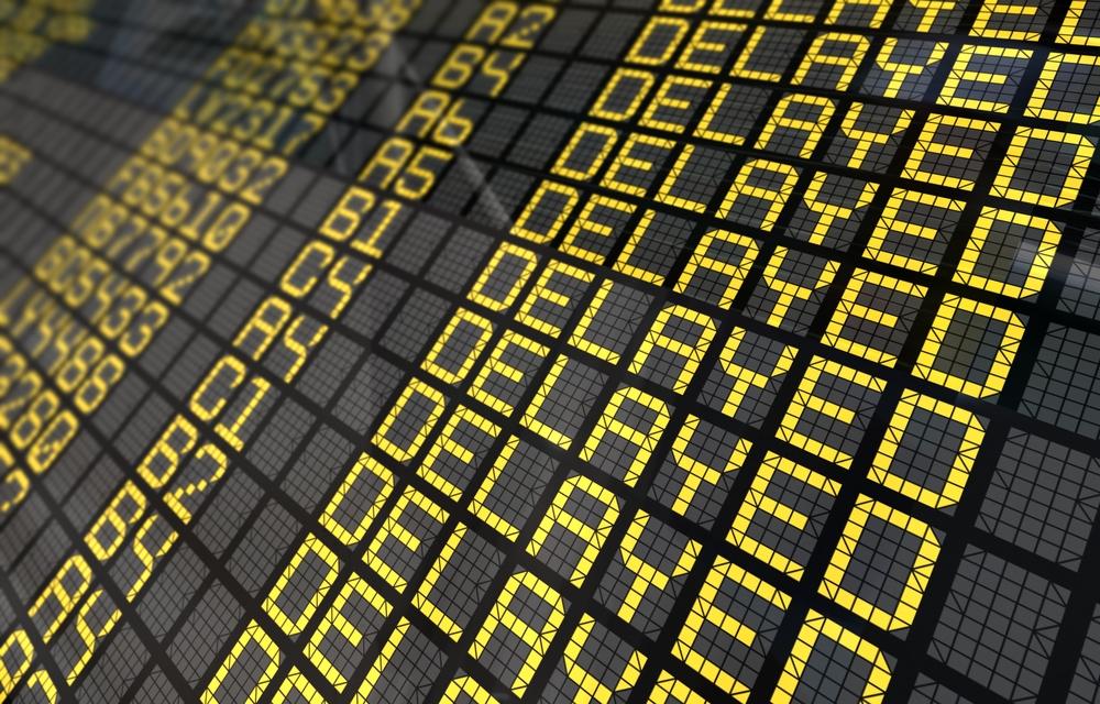 Dine rettigheder når flyet er forsinket
