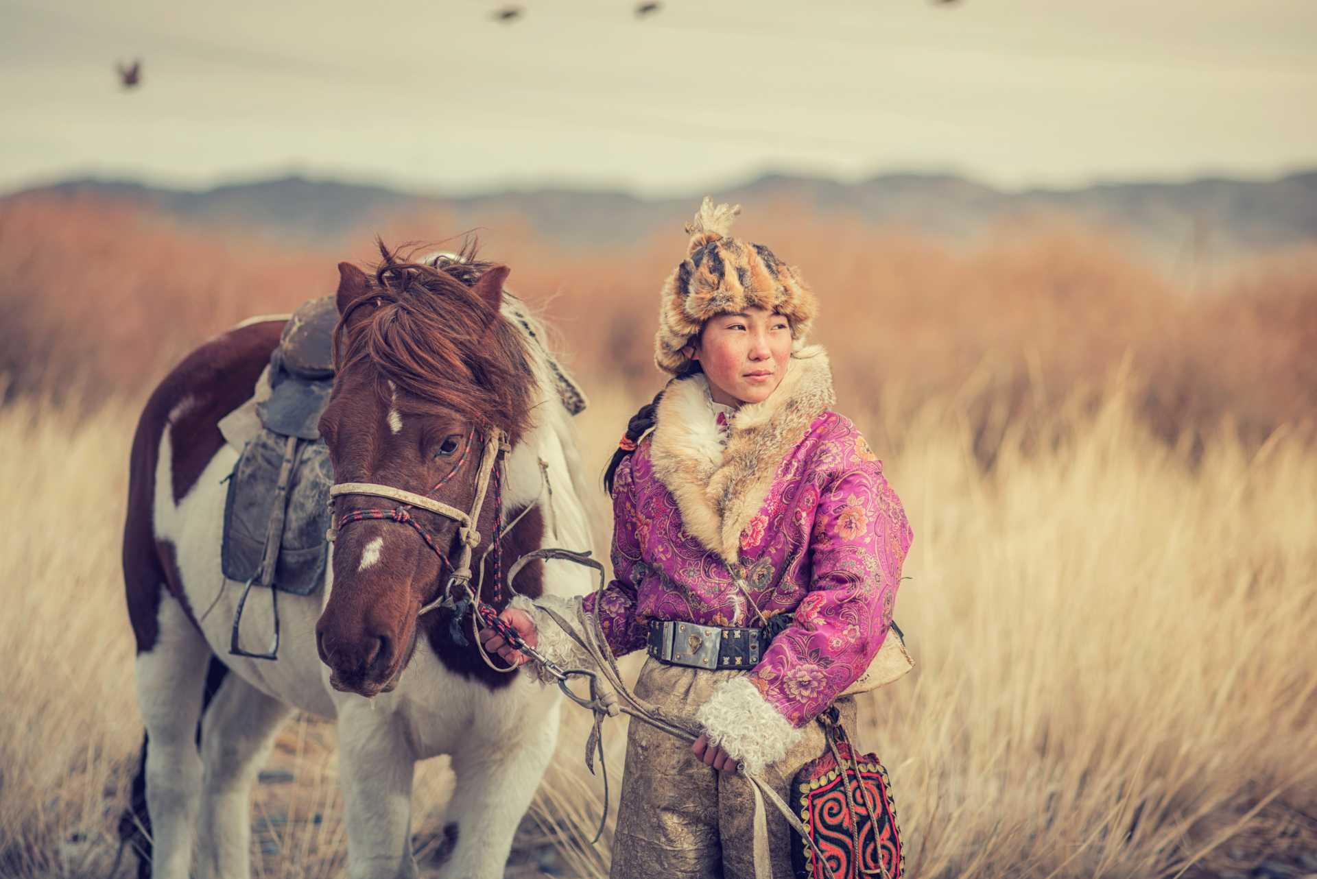 Hvor meget er en mongolsk tughrik værd?