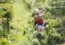Oplev toppen af regnskoven med et Sky Trek i Costa Rica